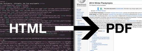 wkhtmltopdf一款能把HTML页面保存为PDF的软件